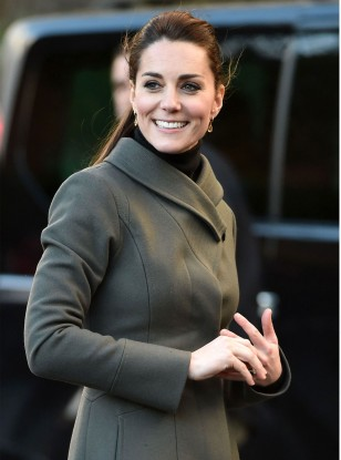 Kate Middleton's First EVER Solo Interview
