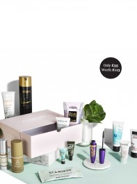 The Personalised Beauty Box Straight To Your Door