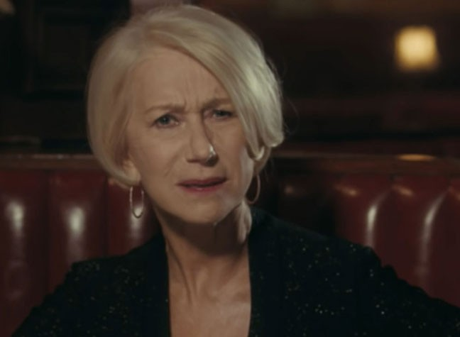 Helen Mirren's 'Very British' Appeal To America