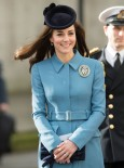 The Duchess Makes Her First Official Outing Of The Year