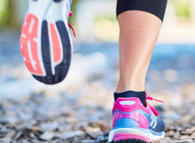 Are Your Trainers Damaging Your Feet?