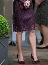 The Shoe Designer Behind The Duchess' Look