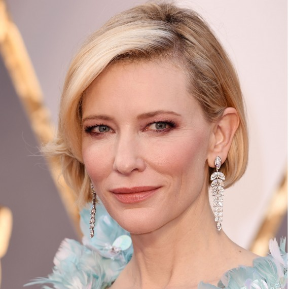Oscars 2014 Beauty Trends Cate Blanchett Woman And Home