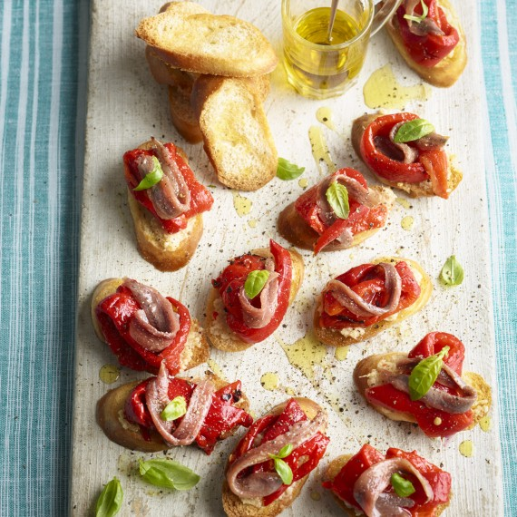Easy starters for dinner parties recipes