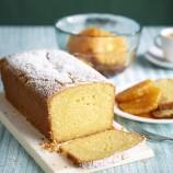Orange And Almond Loaf Cake