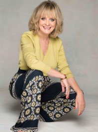 Twiggy Celebrates 50 Years In Fashion With Her New M&S Collection