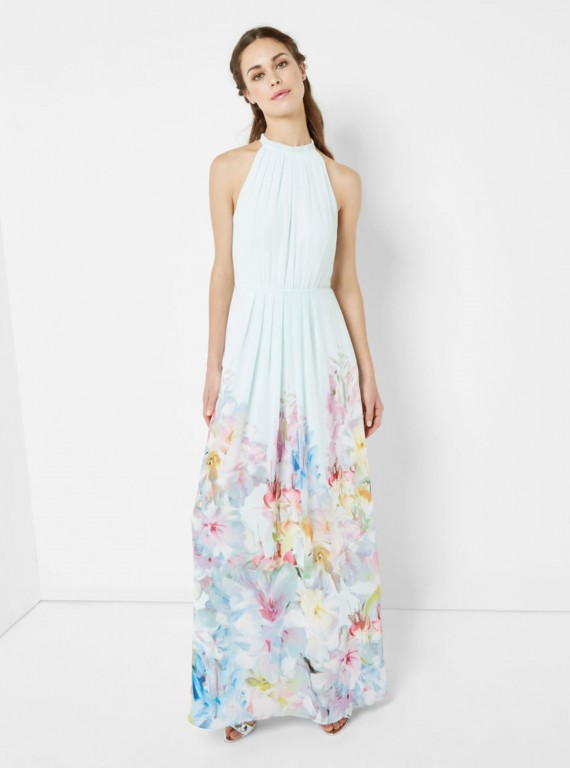 Wedding Guest Outfits Ted Baker Maxi Dress 163 229 Woman