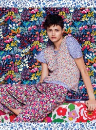 Liberty For Uniqlo: The Perfect Spring Wardrobe Update
