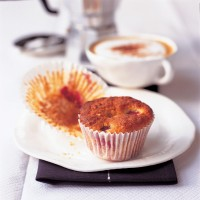 Mary Berry's Raspberry And Almond Muffins