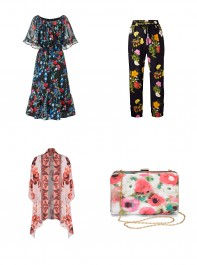 Give Your Wardrobe A Spring Update With Florals