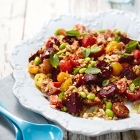 Vegetable Grain Salad