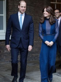 Is THIS What The Duchess Will Be Wearing In India?