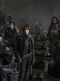 See The First Trailer For The New Star Wars Film