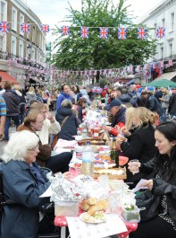 How To Hold Your Own Street Party For The Queen's Birthday