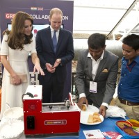 What Will William And Catherine Be Eating On The Royal Tour?