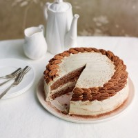 Eric Lanlard's Gluten Free And Sugar Free Carrot And Coconut Cake
