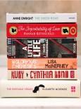 The Baileys Women's Prize For Fiction 2016 Shortlist