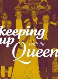 Find Out What The Queen Was Doing At Your Age