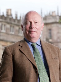 5 Things You Didn't Know About Julian Fellowes