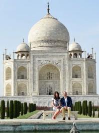 The Duke And Duchess' India Itinerary