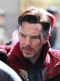 Behind The Scenes Photos From Benedict Cumberbatch's New Film