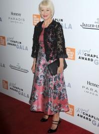 Helen Mirren's Best Fashion Moments