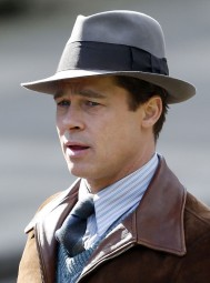 Could Brad Pitt Star In Peaky Blinders?