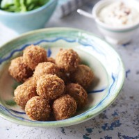 Ham And Manchego Croquettes