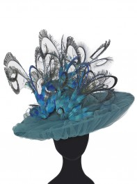 Get A Designer One-Off At Fenwick Of Bond Street's Hat Auction