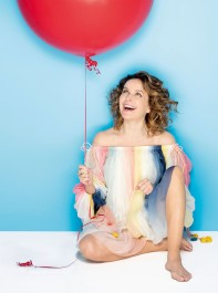 VIDEO: 5 Things Julia Sawalha Would Tell Her Younger Self