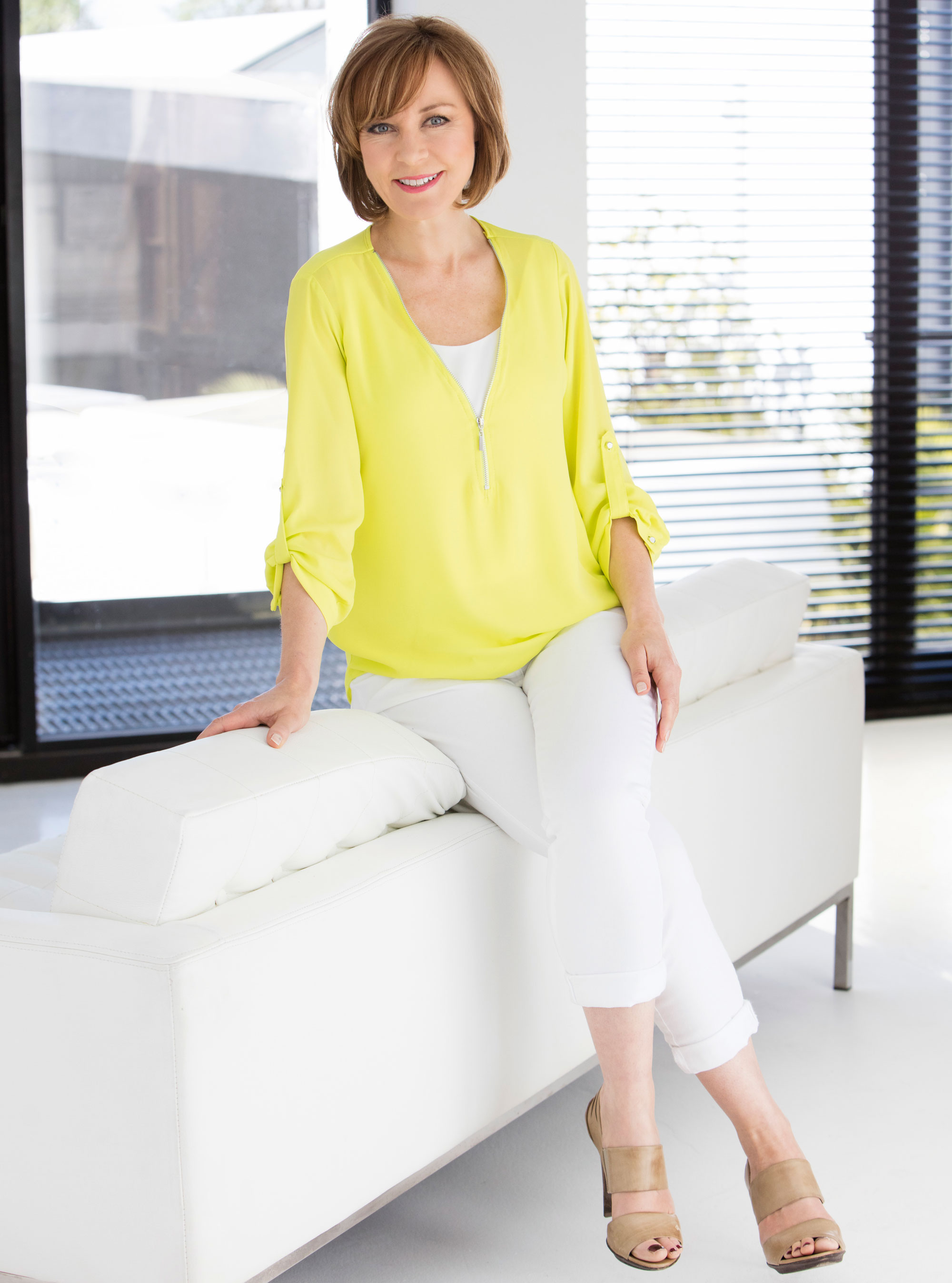 Sian Williams On Cancer And Life After A Mastectomy Woman And Home
