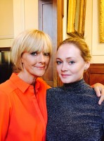 Jane Moore On Her Ab Fab Mother-Daughter Relationship