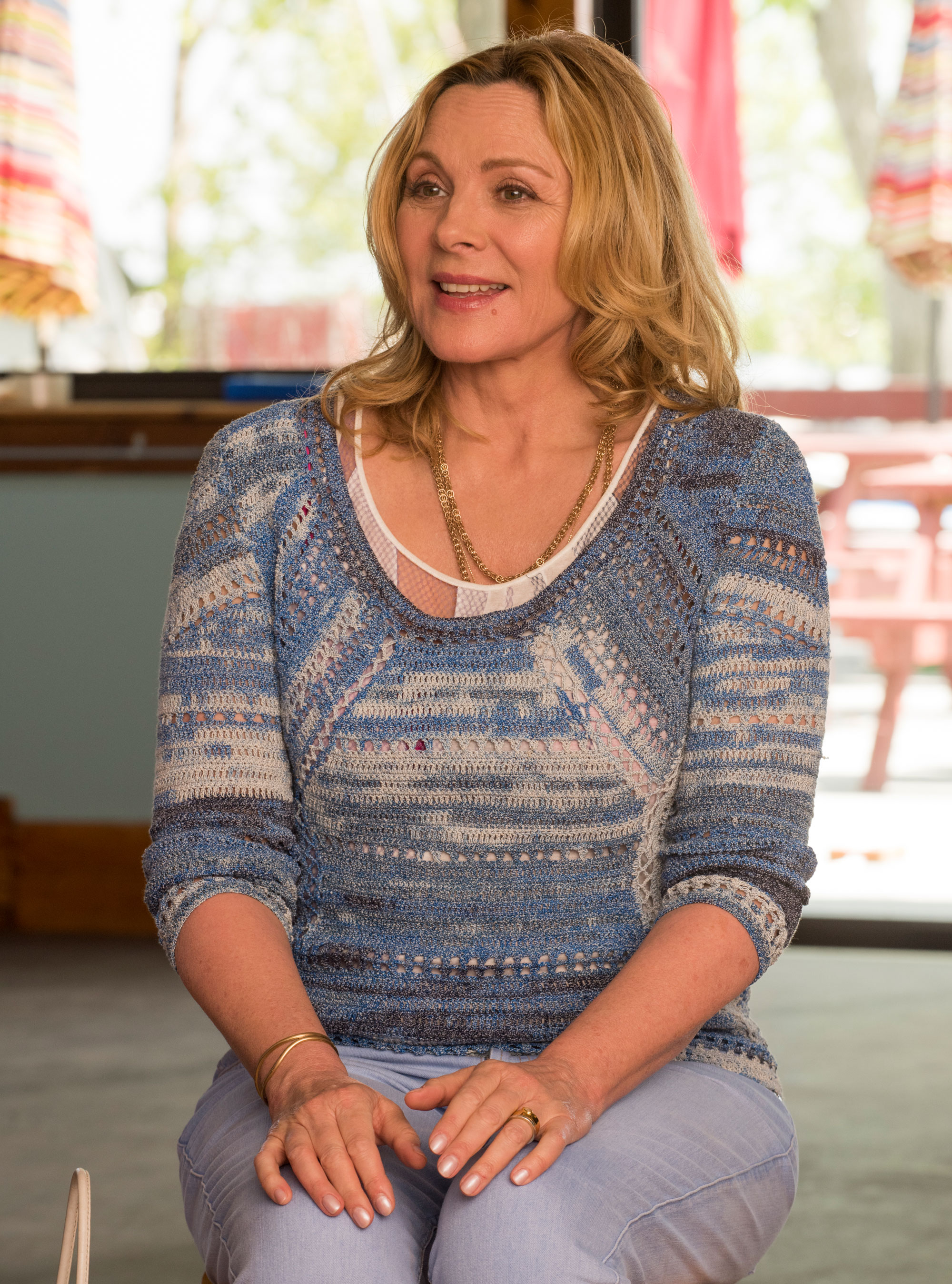 Kim Cattrall Talks Beauty And Diet Secrets, Men And Making ... Kim Cattrall