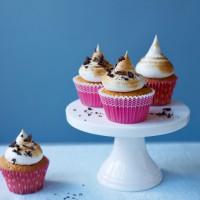 Martha Collison's Toasted Marshmallow Cupcakes