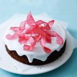 Martha Collison's Ginger and Rhubarb Cake