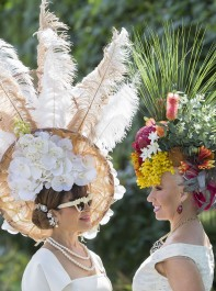 The Most Extravagant Royal Ascot Hats Ever