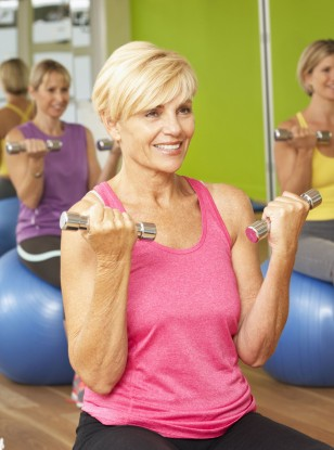 How Exercise Can Help The Symptoms Of Menopause