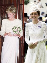 6 Times Princess Diana was Kate Middleton's inspiration