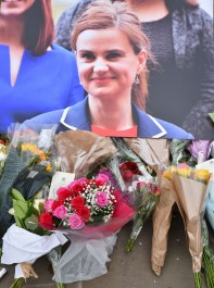 Barack Obama Joins The World In Paying Tribute To Jo Cox