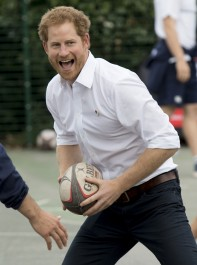 25 Times Prince Harry Made Us Smile