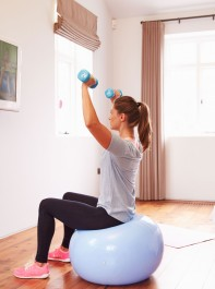 Beat Osteoporosis With These Gentle Weight Training Moves