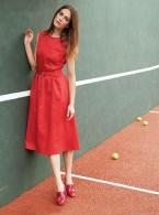 An Instant Figure Fixer? Make It A Midi Dress!