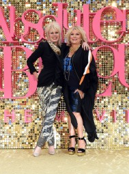 Celebrity Red Carpet Pictures From The Ab Fab Premiere