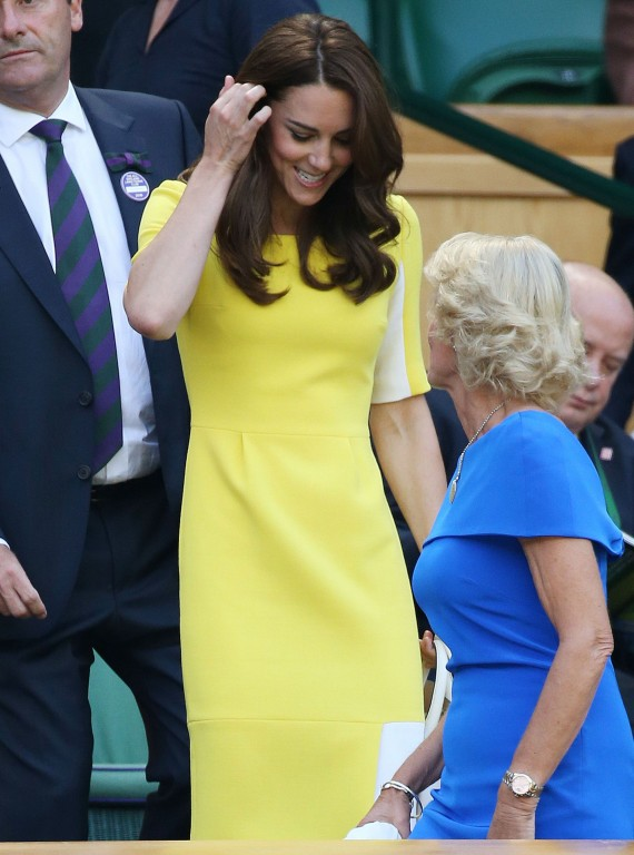 Kate Middleton Wimbeldon