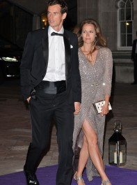 Celebrity Red Carpet Pictures From The Wimbledon Champion's Dinner