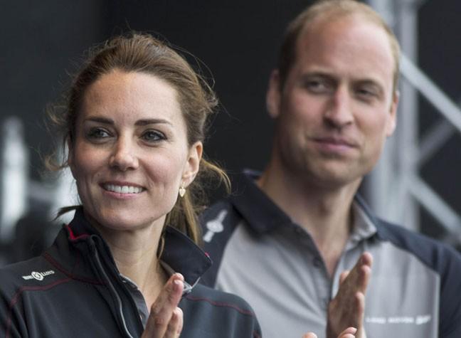 The Duke On George: 'He's Far Too Spoilt'