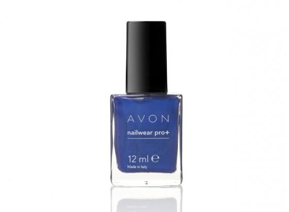 Avon Nailwear Pro+ Cosmic Blue