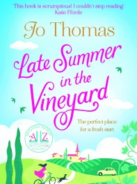 woman&home Reading Room August : Late Summer In The Vineyard