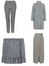 A Grown Up Guide To Wearing Summer's Breakaway Trend: Gingham