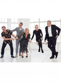 The Cold Feet Cast Talk Ageing, Fresh Starts And The New Series